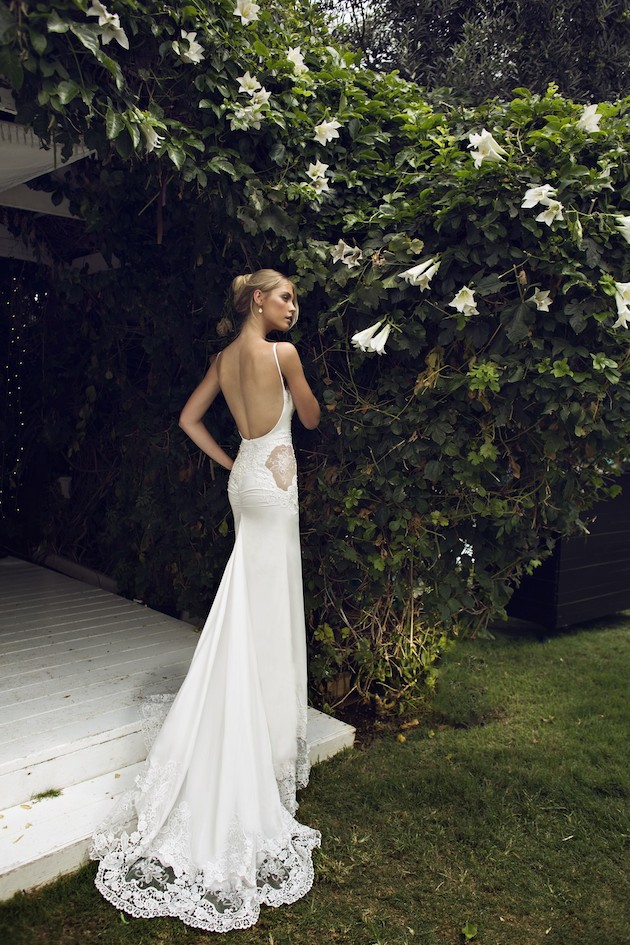 Riki Dalal 2014 Wedding Dress Collection | Sheer Sexy Wedding Dresses | Bridal Musings Wedding Blog 22