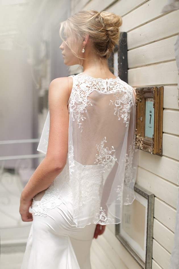 Riki Dalal 2014 Wedding Dress Collection | Sheer Sexy Wedding Dresses | Bridal Musings Wedding Blog 23