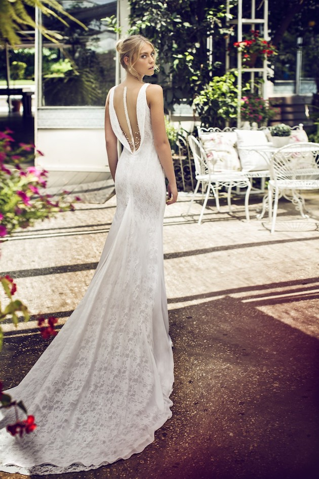 Riki Dalal 2014 Wedding Dress Collection | Sheer Sexy Wedding Dresses | Bridal Musings Wedding Blog 26