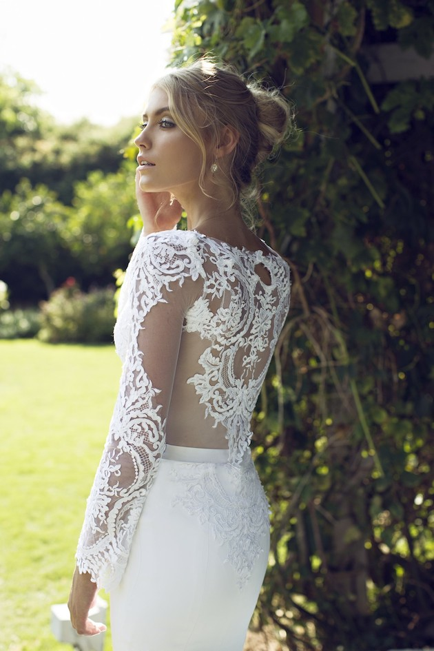 Riki Dalal 2014 Wedding Dress Collection | Sheer Sexy Wedding Dresses | Bridal Musings Wedding Blog 7