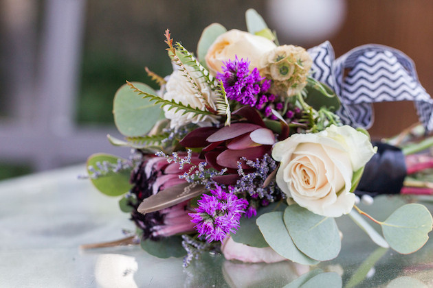 Build A Bridal Bouquet Online Diy Tutorial How To Make Your Own Bohemian Wedding