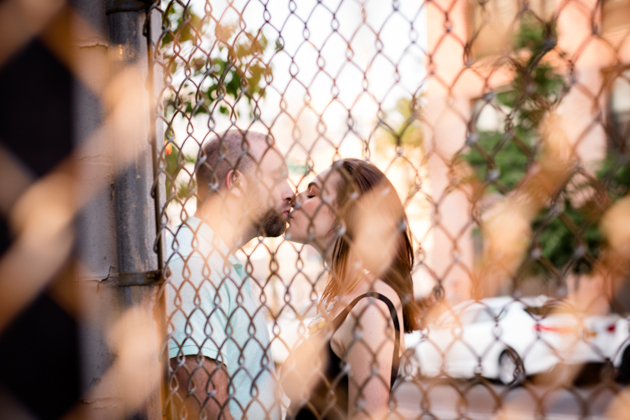 Cool Brooklyn Engagement Session | Farnaz K Studio | Bridal Musings Wedding Blog 21