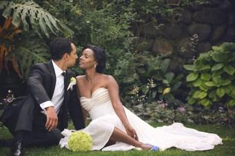 Elegant Ethiopian Wedding Filled With Love, Laughter & Lots of Dancing!