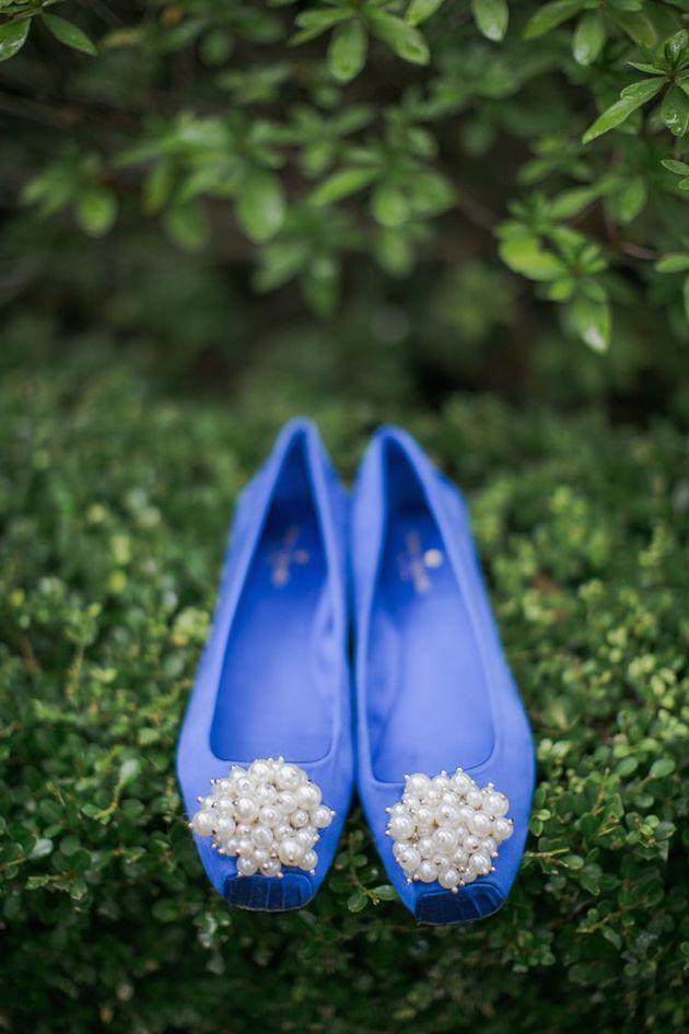 Flat Wedding Shoes | Flat Bridal Pumps | Bridal Musings Wedding Blog 13