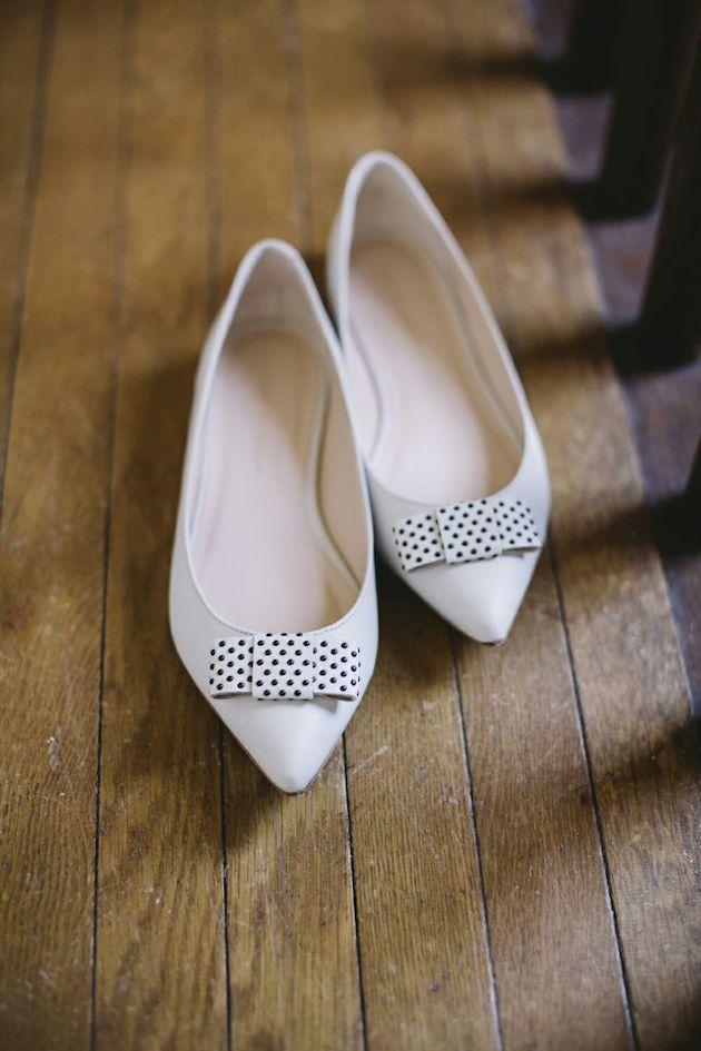 Flat Wedding Shoes | Flat Bridal Pumps | Bridal Musings Wedding Blog 14