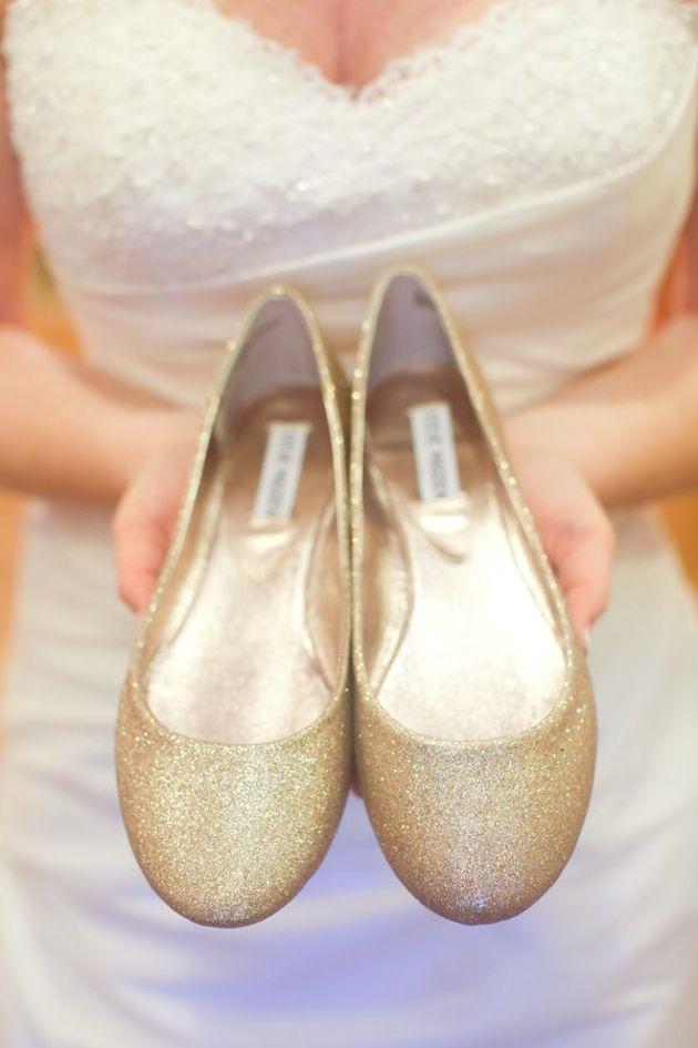 Flat Wedding Shoes | Flat Bridal Pumps | Bridal Musings Wedding Blog 15
