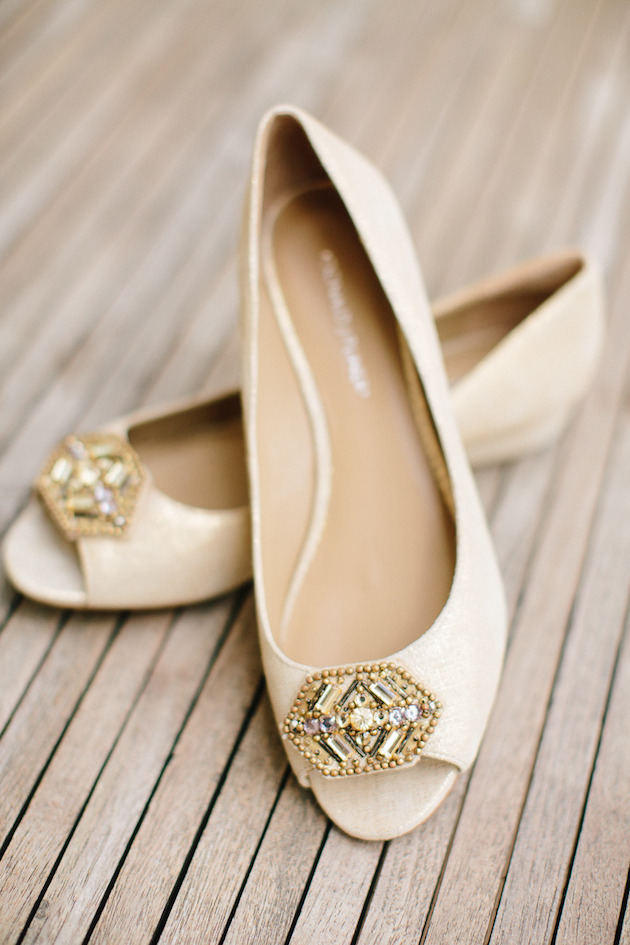 Flat Wedding Shoes | Flat Bridal Pumps | Bridal Musings Wedding Blog 7