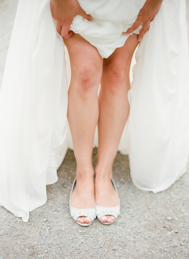 Flat Wedding Shoes | Flat Bridal Pumps | Bridal Musings Wedding Blog 8