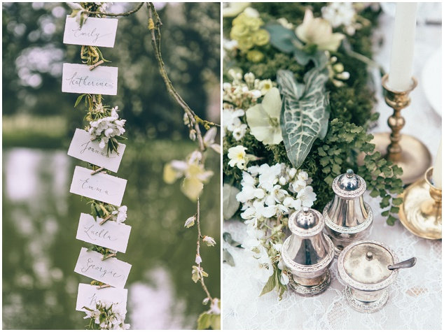 Fresh Beautiful Wedding Inspiration | Rebecca Goddard Photography | Katrina Otter Weddings | Bridal Musings Wedding Blog 1