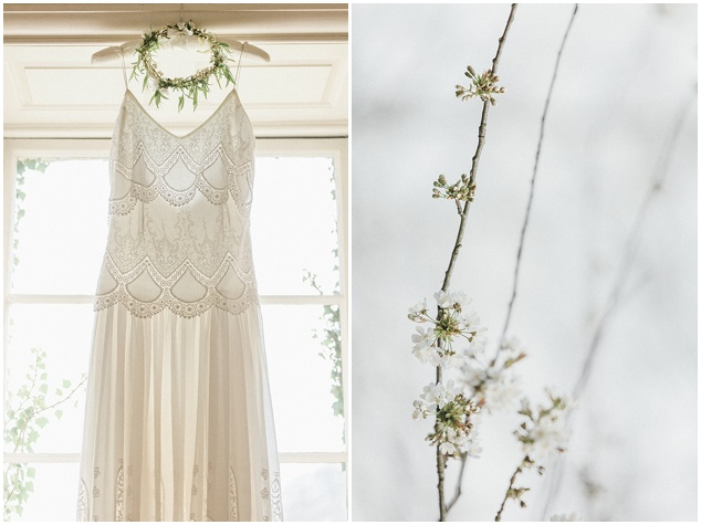 Fresh Beautiful Wedding Inspiration | Rebecca Goddard Photography | Katrina Otter Weddings | Bridal Musings Wedding Blog 2
