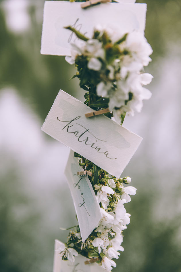 Fresh Beautiful Wedding Inspiration | Rebecca Goddard Photography | Katrina Otter Weddings | Bridal Musings Wedding Blog 39