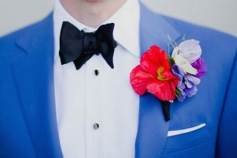 25 Dapper Gents; Style Inspiration for Grooms