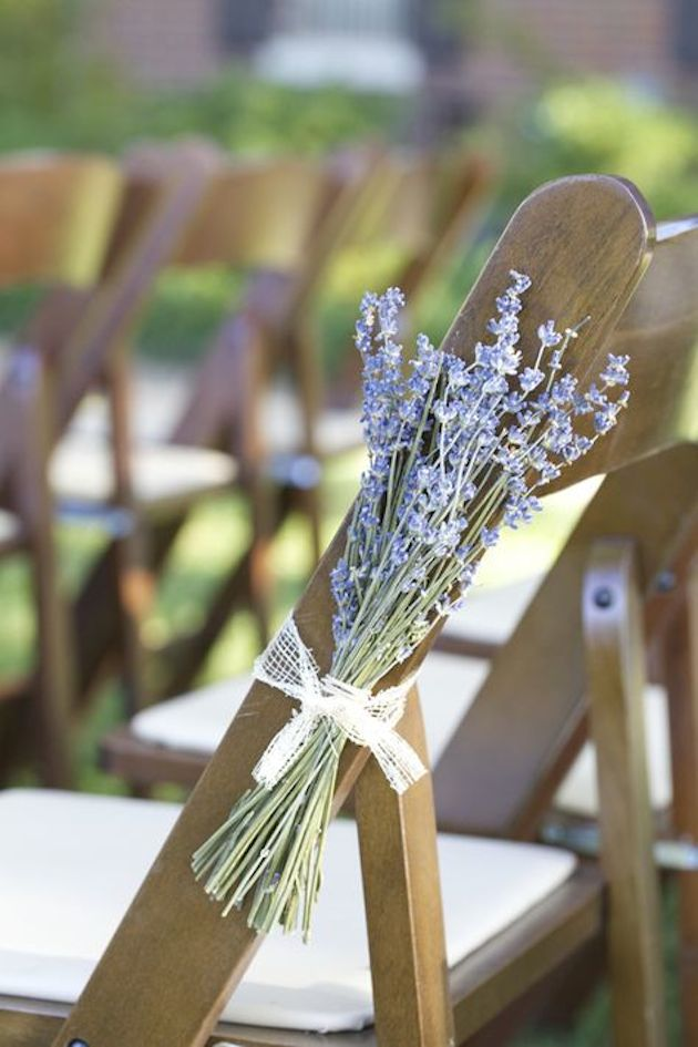 Herb Wedding Ideas | Herb Bouquets | Bridal Musings Wedding Blog 11