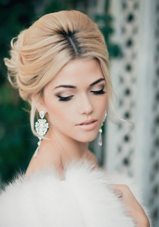 Eye Makeup For Afternoon Wedding : How To Wear Smokey Eyes on Your Wedding Day