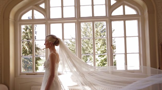 How We Met Wedding Film | White Dress Films | Bridal Musings Wedding Blog