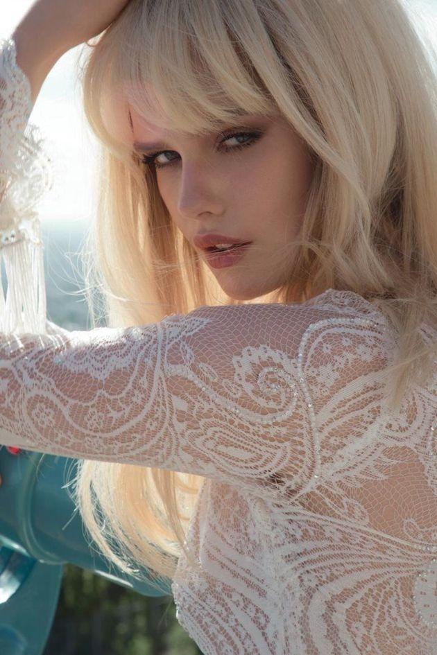 Inbal Dror 2014 Wedding Dress Collection | Bridal Musings Wedding Blog 21