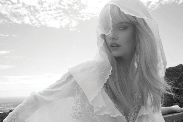 Inbal Dror 2014 Wedding Dress Collection | Bridal Musings Wedding Blog 35
