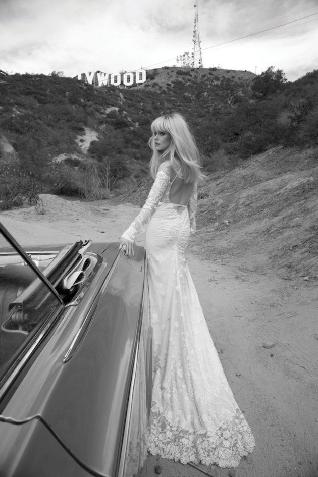Inbal Dror 2014 Wedding Dress Collection | Bridal Musings Wedding Blog 37