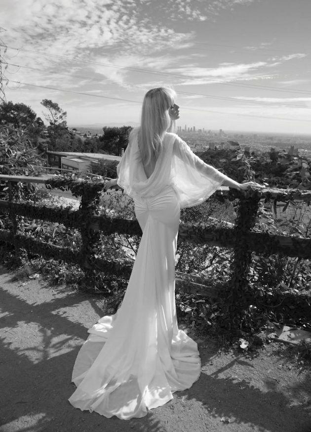 Inbal Dror 2014 Wedding Dress Collection | Bridal Musings Wedding Blog 38
