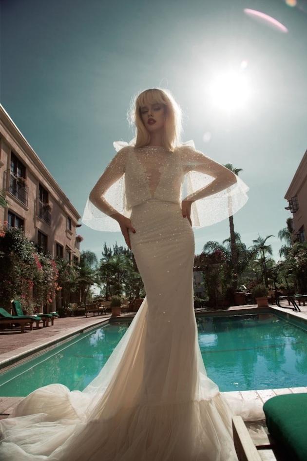 Inbal Dror 2014 Wedding Dress Collection | Bridal Musings Wedding Blog 50