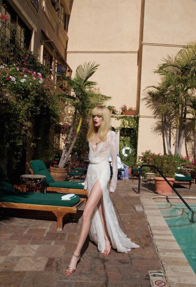 Inbal Dror 2014 Wedding Dress Collection | Bridal Musings Wedding Blog 52