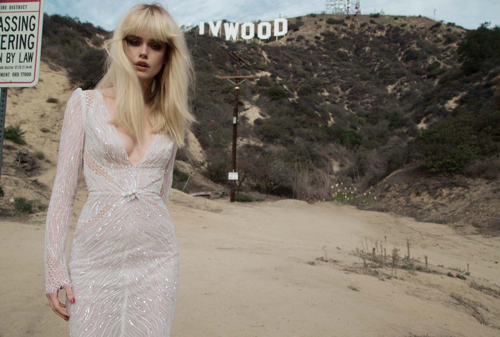 Inbal Dror 2014 Wedding Dress Collection | Bridal Musings Wedding Blog 54