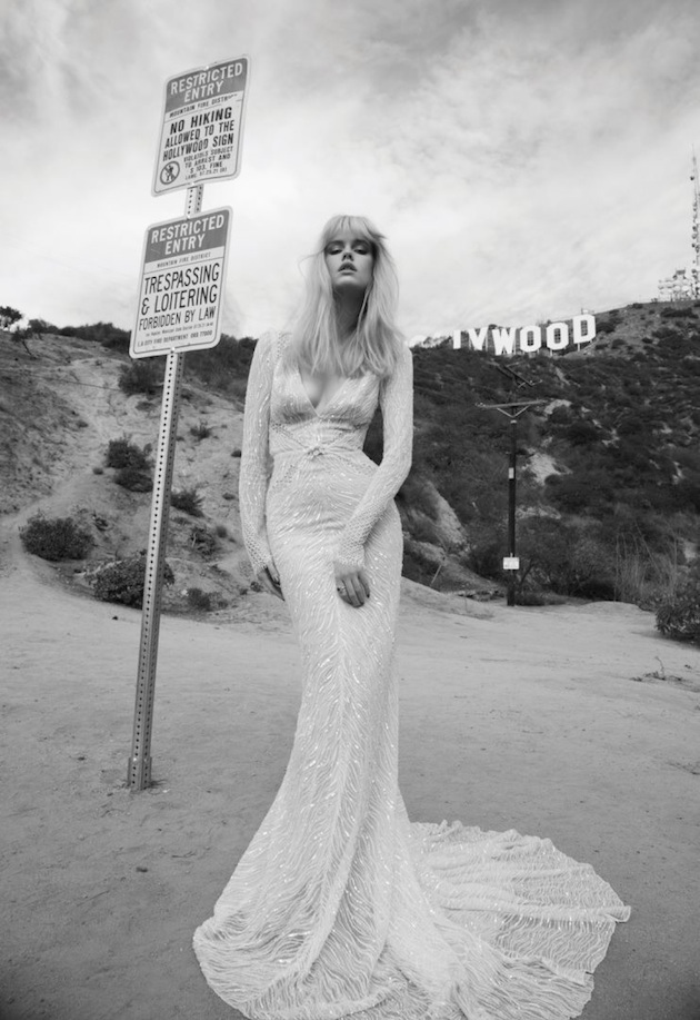 Inbal Dror 2014 Wedding Dress Collection | Bridal Musings Wedding Blog 55