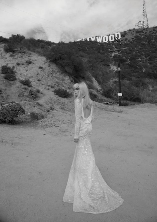 Inbal Dror 2014 Wedding Dress Collection | Bridal Musings Wedding Blog 62