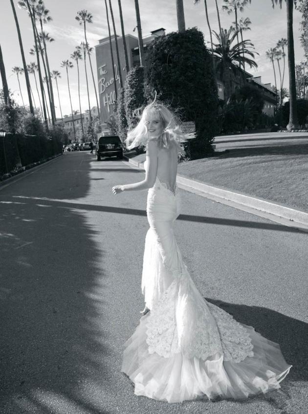 Inbal Dror 2014 Wedding Dress Collection | Bridal Musings Wedding Blog 64