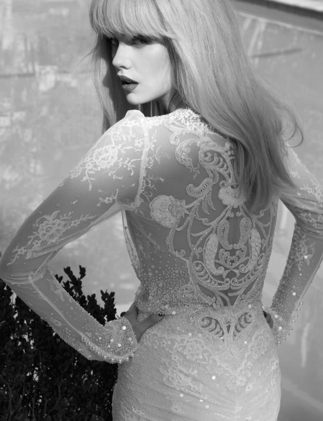 Inbal Dror 2014 Wedding Dress Collection | Bridal Musings Wedding Blog 67