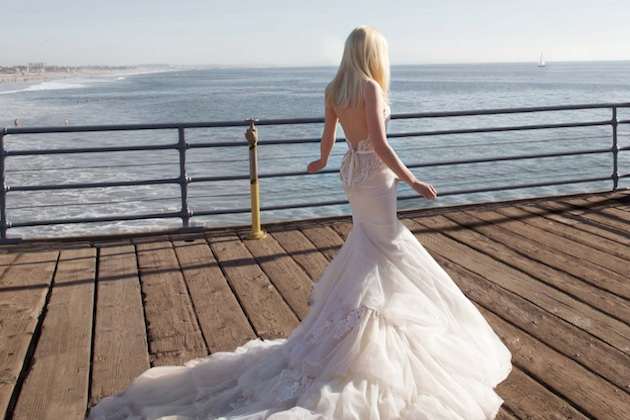 Pin Inbal Dror 2014 Wedding Dress Collection | Bridal Musings Wedding Blog