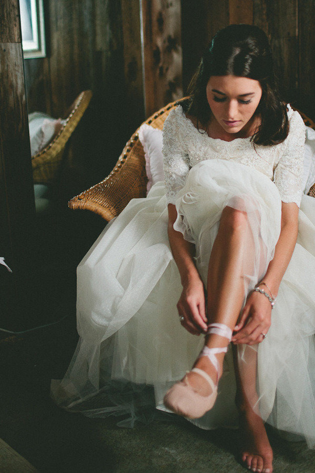 Wedding Day Flats | Flat Bridal Pumps | Bridal Musings Wedding Blog