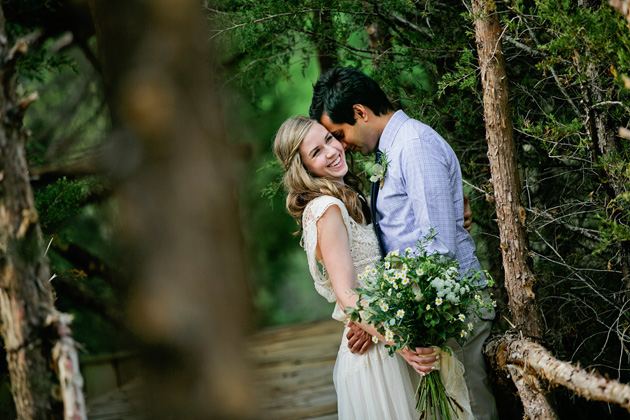 Woodland Wedding Inspiration | Kristyn Hogan Photography | Bridal Musings Wedding Blog18