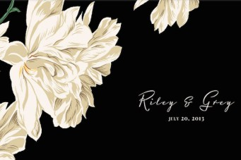 The Easy & Chic Way To Create Your Perfect Wedding Website