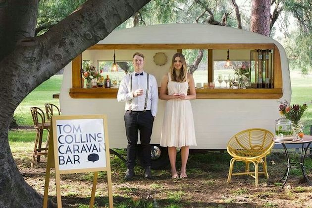 10 ideas for a food truck wedding for Bar 96 food truck