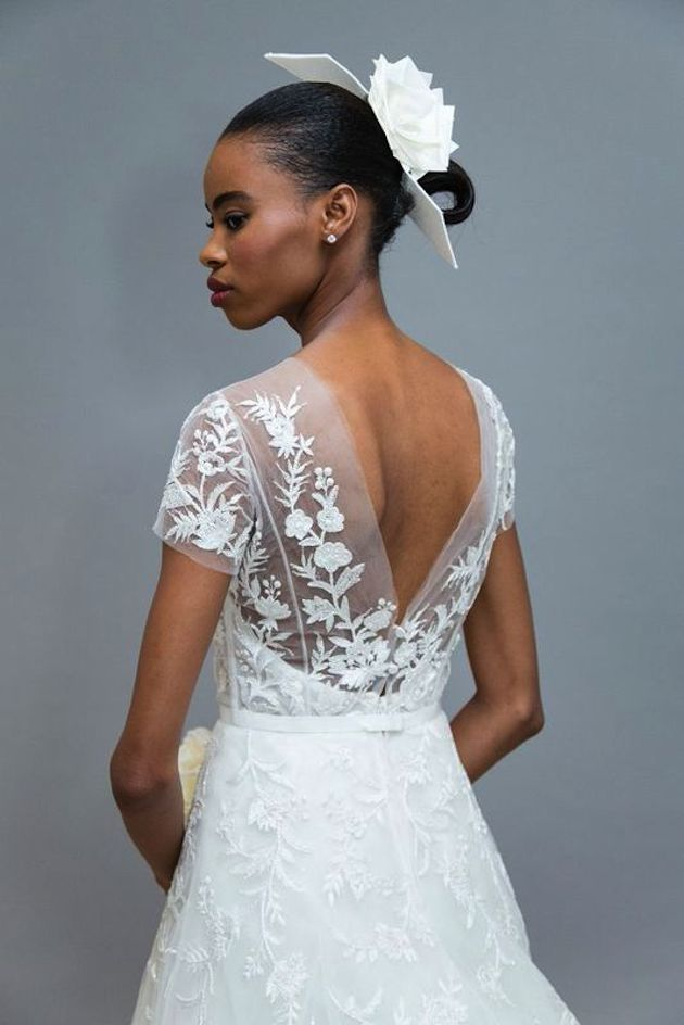 2015 Bridal Beauty Trends | Bridal Musings Wedding Blog 1