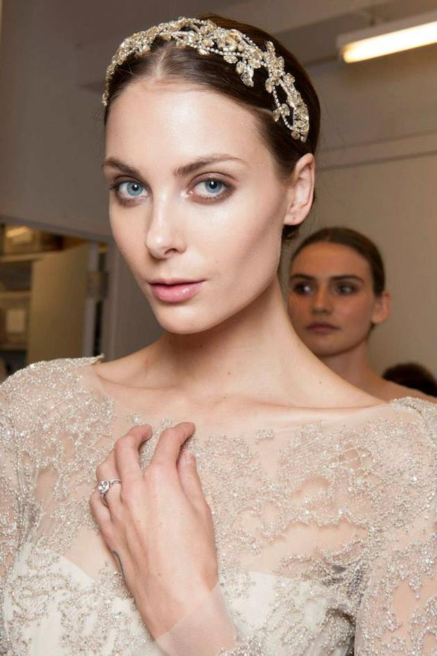 2015 Bridal Beauty Trends | Bridal Musings Wedding Blog 41