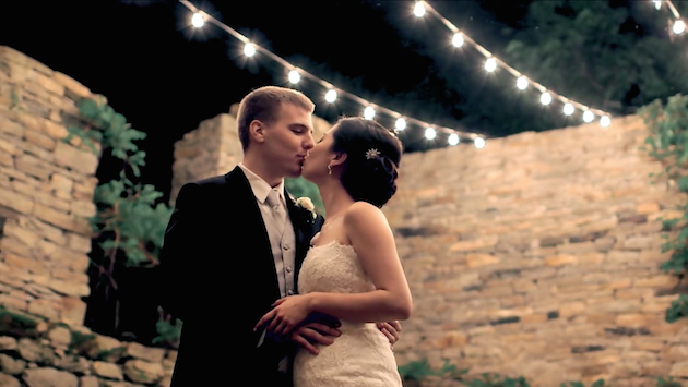 Beautiful Wedding Film by That Girl Tyler | Bridal Musings Wedding Blog