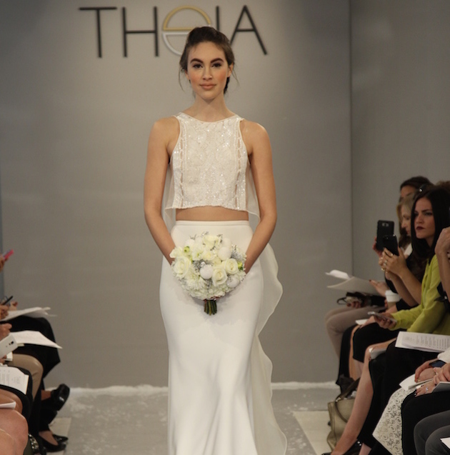 Bridal Fashion Week Fall 2015 Bridal-fashion-week-2015-theia