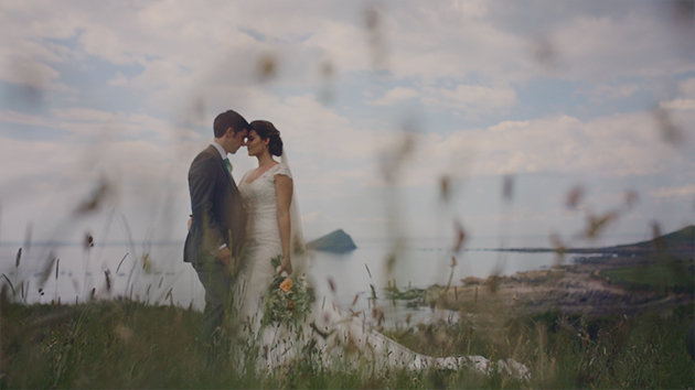 Cornwall Wedding Film by Ray McShane Films| Bridal Musings Wedding Films