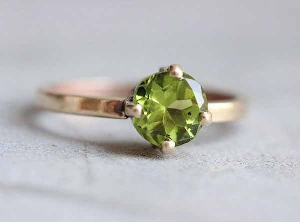 Diamond Alternatives For Engagement Rings | Gemstones for Engagement Rings | Bridal Musings Wedding Blog 14