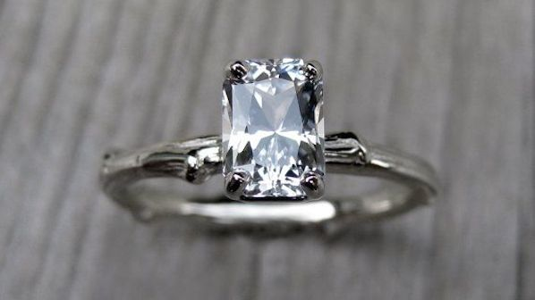 Diamond Alternatives For Engagement Rings | Gemstones for Engagement Rings | Bridal Musings Wedding Blog 3