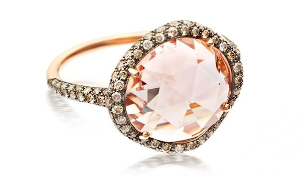 Diamond Alternatives for Engagement Rings | Bridal Musings Wedding Blog