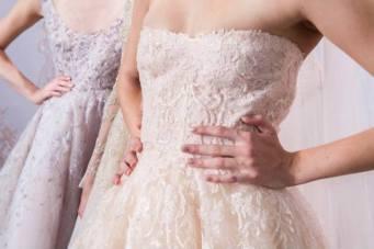 Bridal Fashion Week: Monique Lhuillier 2015 Wedding Dress Collection