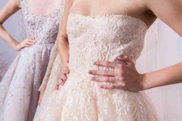 Monique Lhullier Fall 2015 Collection | Bridal Musings Wedding Blog 13