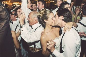 Go Out With a Bang; The Best Finale Songs for Your Wedding