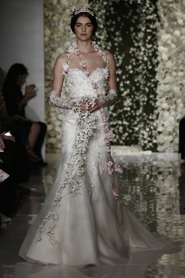 Image Result For Wedding Dresses New York Fashion Week