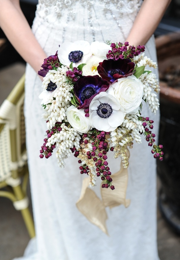 25 Gorgeous Fall Bouquets for Autumn Weddings | Bridal Musings Wedding Blog 25