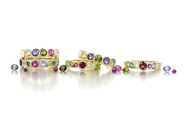 Acrostic Engagement Ring | Bridal Musings Wedding Blog 3