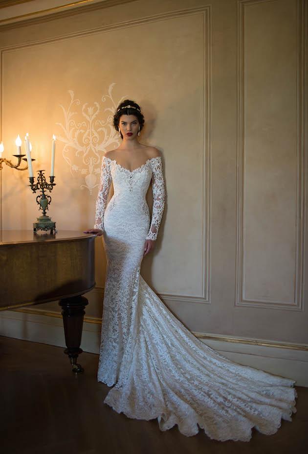 Glorious berta wedding dress collection 2015 part 2 for Berta wedding dress collection